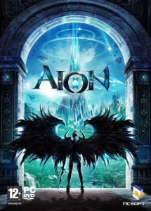 AION_PC DVD-ROM_NCSOFT_Coperta